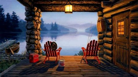 Cabin In The Woods Free by Log Cabin Wallpapers Wallpaper Cave