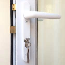 Lock For French Doors - 6ft upvc french doors with 2 wide upvc side panels flying doors
