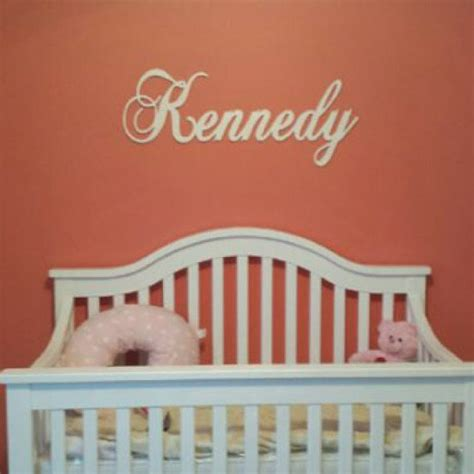 Decorative Letters For Baby Nursery Wall Decor Wooden Letters For Nursery Wooden Name Sign Wall