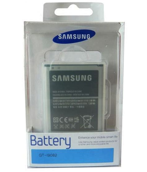 Battery Samsung Grand I9082 samsung eb535163lu 2100mah battery for samsung galaxy