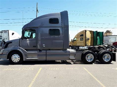 2015 volvo semi for sale 2015 volvo vnl780 sleeper semi truck for sale 770 550