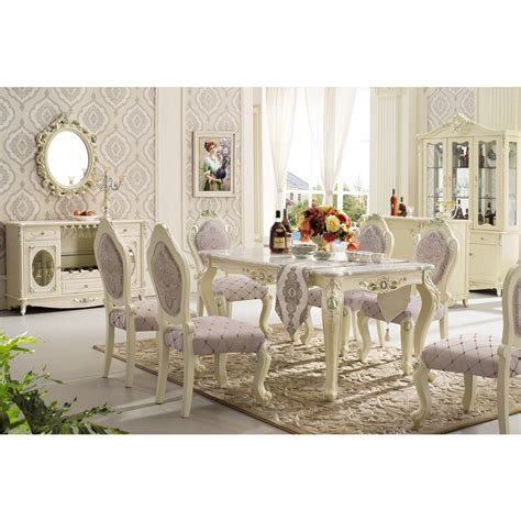 Marble Pedestal Dining Table Rectangle Pedestal Classic Italian Dining Room Sets Marble