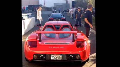paul walker blue porsche porsche carrera gt red paul walker image 244