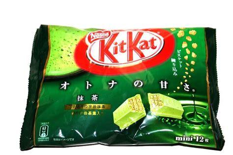 Kit Green Tea Original green tea matcha flavor kit pack japan nestle