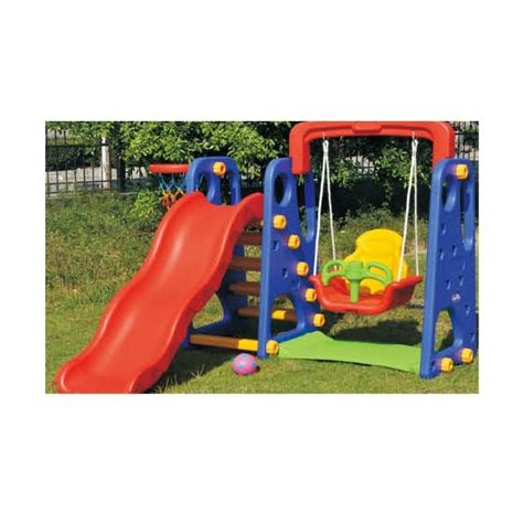 plastic slide and swing set lovely design plastic slide swing set for baby buy baby