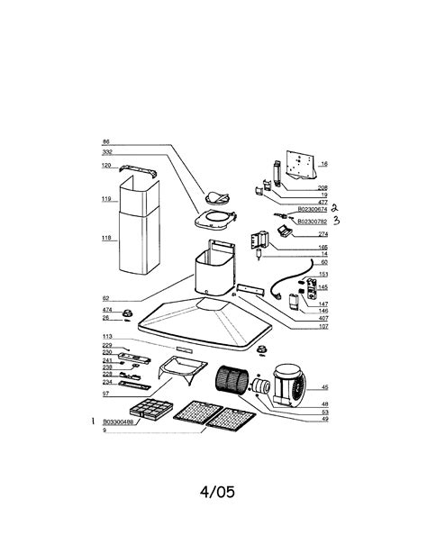 WIRING DIAGRAM FOR BROAN RANGE HOOD - Auto Electrical