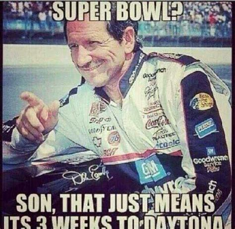 Dale Earnhardt The Intimidator Quotes