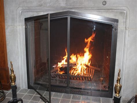 Custom Fireplace Screen Doors by W D Metalcraft Manufacturer Of The Joshi Child Safety Screen