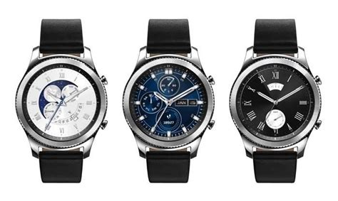Samsung S3 Lte Korea samsung gear s3 classic lte launches with sk telecom