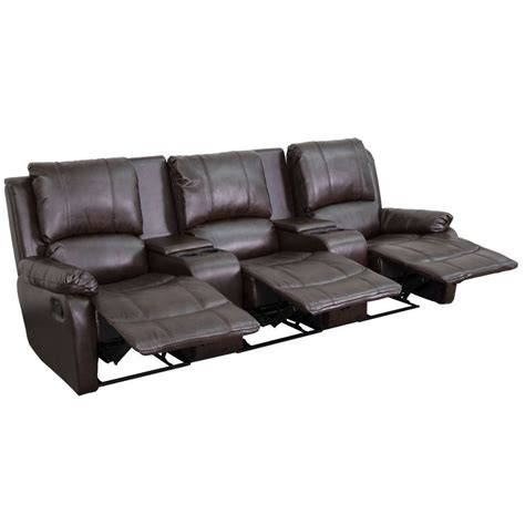 black or brown leather reclining theater sectional home best 25 home theater seating ideas on pinterest home