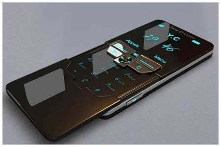 new sony new sony ericsson concept is not real entire tech world