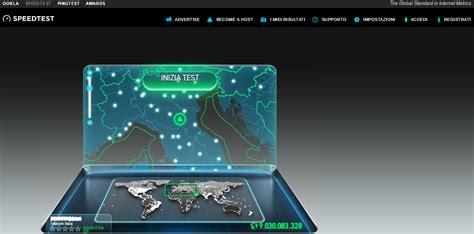 ookla speed test adsl ookla come utilizzare lo speedtest adsl html it