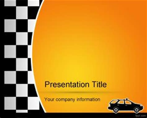 free car powerpoint templates tires powerpoint template