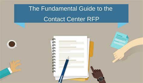 The Fundamental Guide To The Contact Center Rfp Call Center Rfp Template