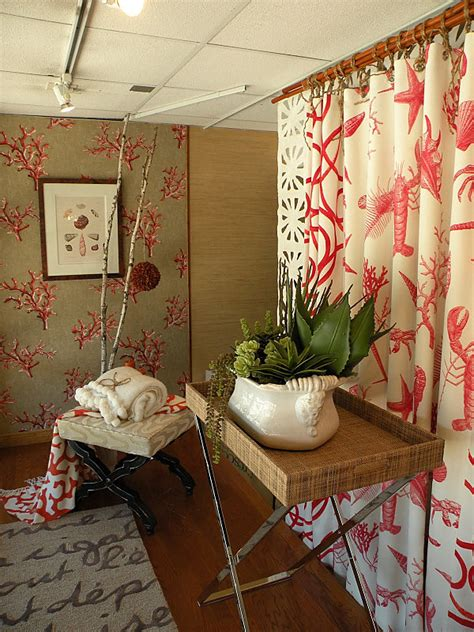 Hgtv Home Decorating Ideas decorating with shades of coral