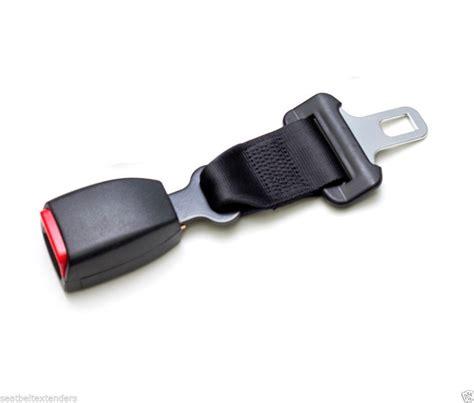 camlock 2 45cm 23cm auto car seat belt extender black in