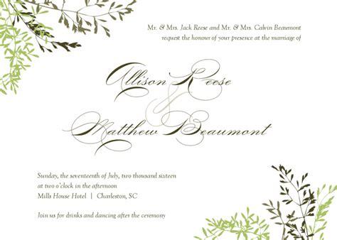 free wedding acceptance card template diy convites de casamento lindos f 243 runs o nosso