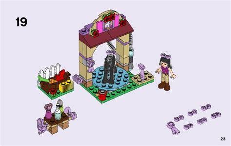 Lego Friends The Foal Washing Station 41123 lego foal s washing station 41123 friends