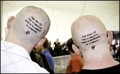 henna tattoo nz kiwis queue up to become cranial billboards scoop news