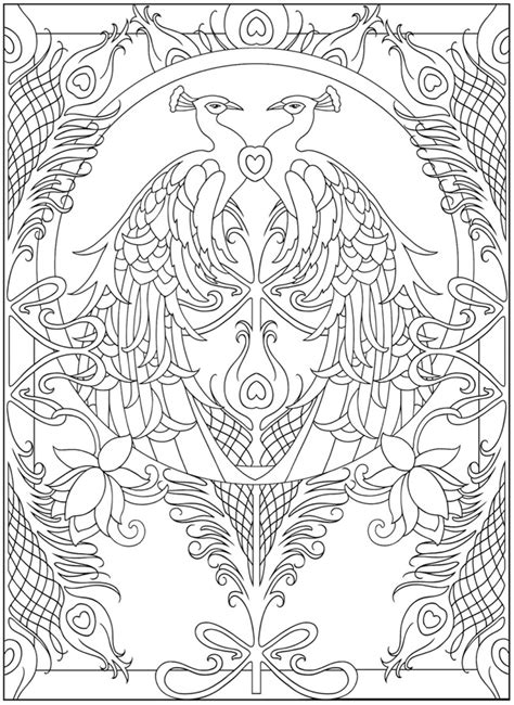 mehndi coloring pages az coloring pages