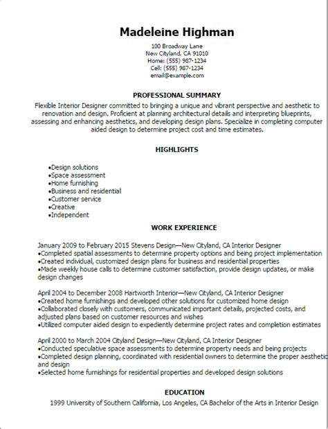 junior interior designer junior interior designer resume resume ideas