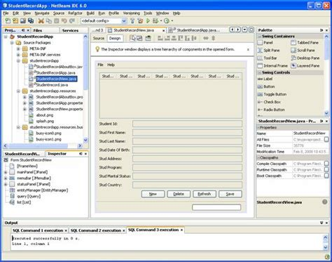 netbeans tutorial for java desktop application step by step tutorial on how to develop the java desktop
