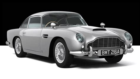 Aston Martin Db 5 by 3d Printed Aston Martin Db5 Replica Costs 163 28 000 But Has