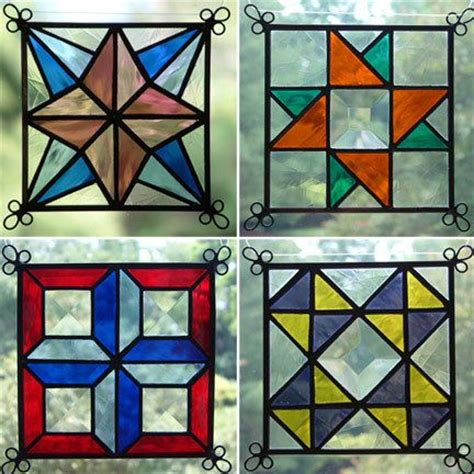 Stained Glass Patchwork Patterns - best 20 stained glass quilt ideas on batik