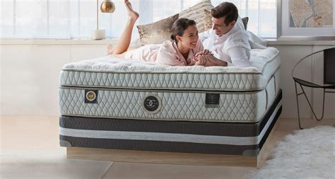 Beds With Mattress Included by Restonic Mattress Handcrafted Mattresses Since 1938