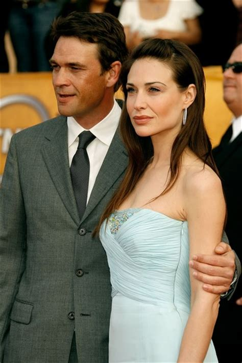 claire forlani movies and tv shows dougray scott photos photos 13th annual screen actors