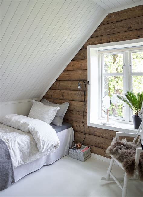 Attic Bedroom Design And D 233 Cor Tips Bedroom