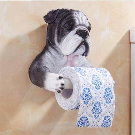 dog toilet paper holder gray dog toilet paper holder toilet hygiene resin tray