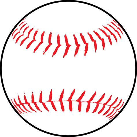 baseball clipart domain clip image illustration of a baseball