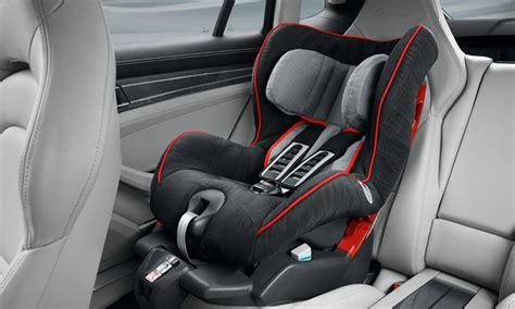 Kindersitz Porsche by Porsche Junior Seat Isofix G1 F 252 R Panamera Cayenne Macan