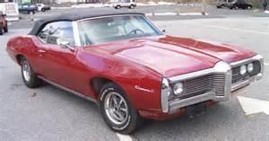 69 Pontiac Lemans For Sale 1969 Pontiac Lemans Convertible