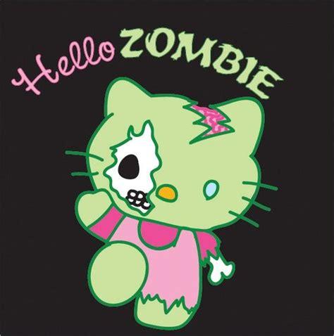 hello kitty zombie wallpaper hello kitty zombie zombie love pinterest hello