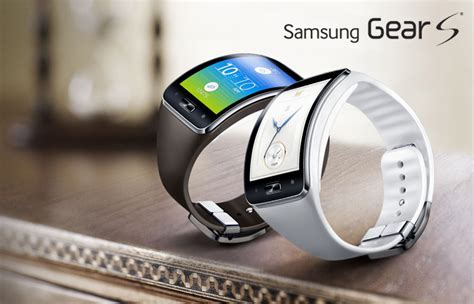 Is the Samsung Gear S the Smartwatch Daddy?