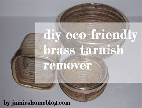 diy eco friendly brass tarnish remover s home
