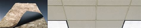 Ceiling Sound Barrier Noise Barrier Ceiling Tile Covers Oeler Industries Inc