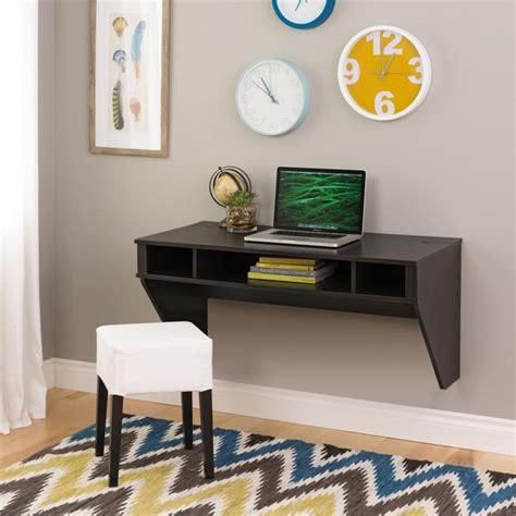 prepac wall mounted floating desk prepac designer wall mounted floating desk hehw 0500 1