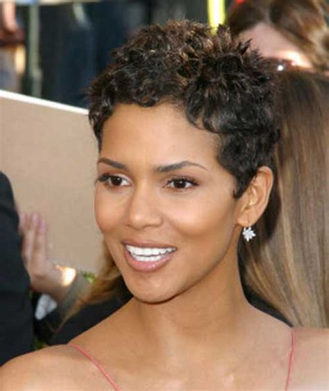 Halle Berry Hairstyles by 20 Best Halle Berry Curly Hair Hairstyles