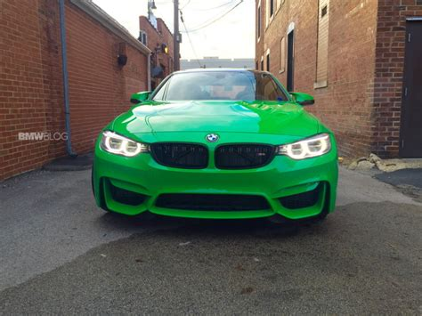 light green bmw this 2016 bmw m4 in signal green is a