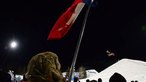 x games freestyle colten moore wins snowmobile freestyle at x games aspen 2014