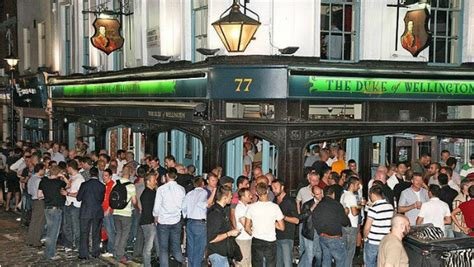 duke of wellington soho pub reviews designmynight