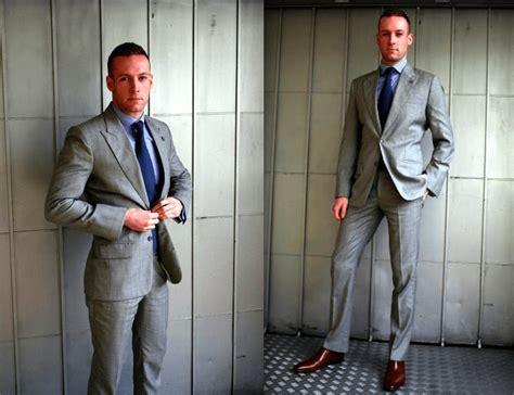 Jas Cowok Jas Exclusive Light Grey jas pria untuk kantor jas pria jas pria sesuai selera anda