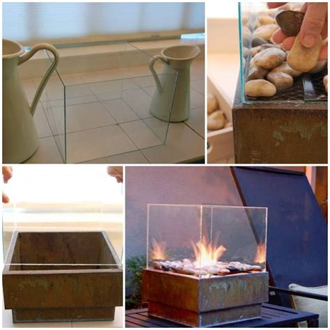 How To Make A Personal Fire Pit For Cheap Pictures Photos How To Make A Cheap Pit In Your Backyard