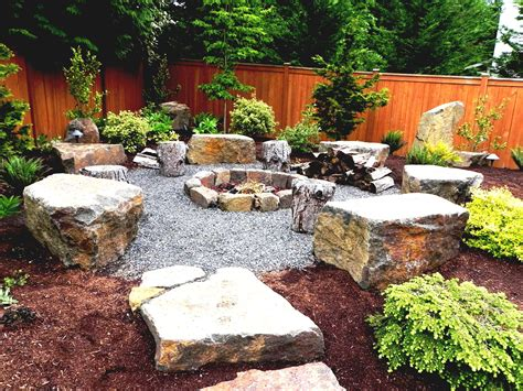 Pit Landscaping Images