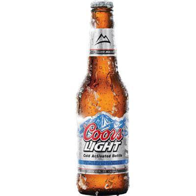 coors light calories 12 oz 20 beers shape magazine