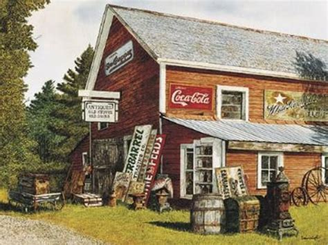 antique signs fine art print by michael davidoff at