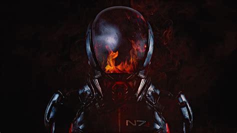 N7 Mass Effect wallpaper n7 armor mass effect andromeda 4k 10315